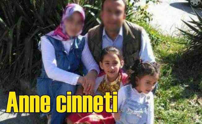 Cinnet geciren anne iki çocuğunu katletti