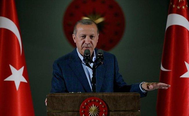 Erdoğan: Kazanacak yerlerde 20, 21 yaşında gençlerimiz var