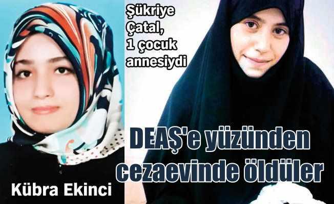 DEAŞ'e katılan Türk vatandaşı 328 kadın ölümün pençesinde