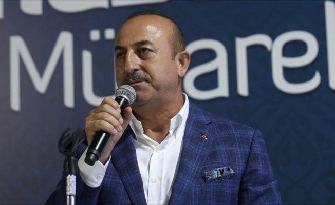 Çavuşoğlu: Türkiye'nin geleceği için gücümüzü birleştirdik