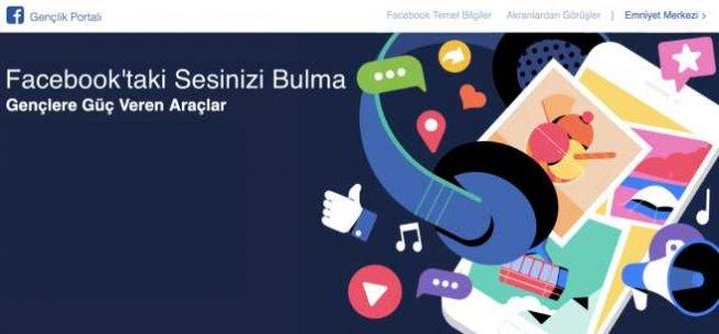 Facebook, gençlik portalını duyurdu: 60 dilde erişim var
