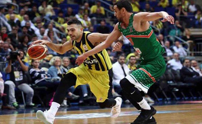 Fenerbahçe Doğuş yarı final serisinde 1-0 öne geçti
