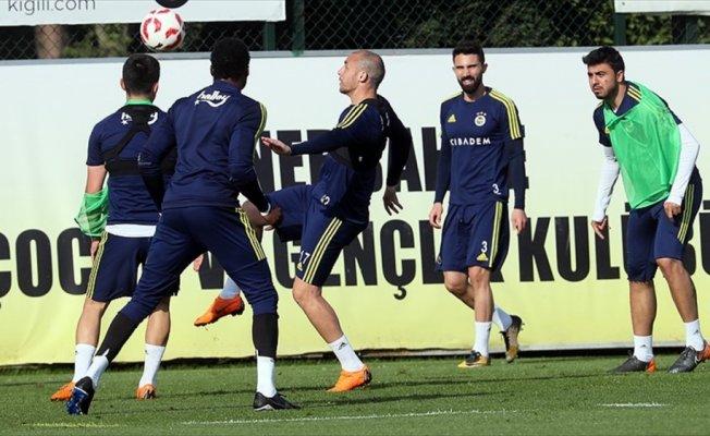 Fenerbahçe'de derbi hazırlıkları sona erdi