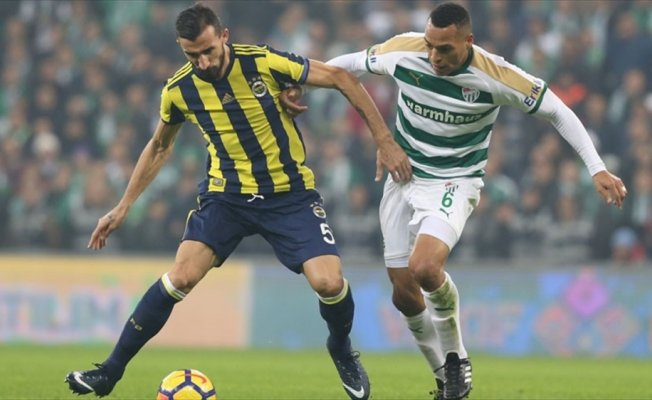 Fenerbahçe'nin konuğu Bursaspor