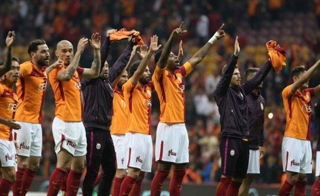 Galatasaray şampiyonluğa 1 puan uzakta