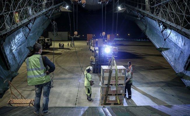 Havadaki kargonun yüzde 92'sini İstanbul sırtladı