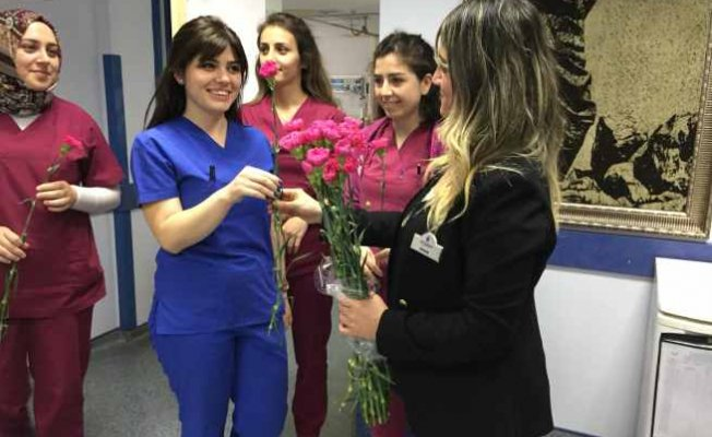 İBB, 10 bin hemşireyi, Hemşireler Haftası'nda ziyaret etti