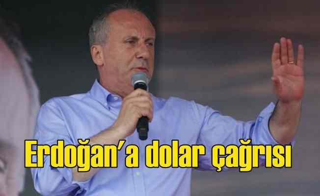 İnce'den Erdoğan'a çağrı: Size yalan söyleyenleri uzaklaştırın