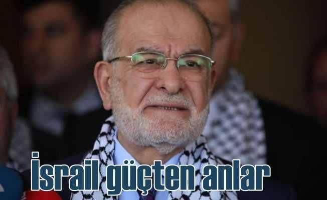 Karamollaoğlu Filistin Büyükelçisi'ni ziyaret etti: İsrail güçten anlar