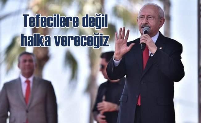 Kılıçdaroğlu: Bütün dünyada barıştan yana tavır koyacağız