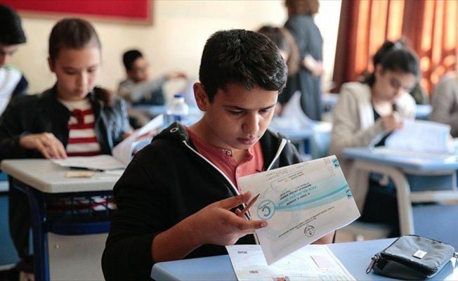 Liselere girişte uygulanacak merkezi sınav için geri sayım başladı