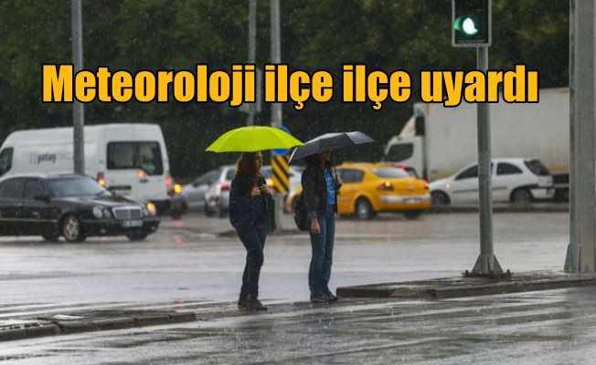 Meteoroloji uyardı: Ankara ve Yenimahalle'de oturanlar dikkat