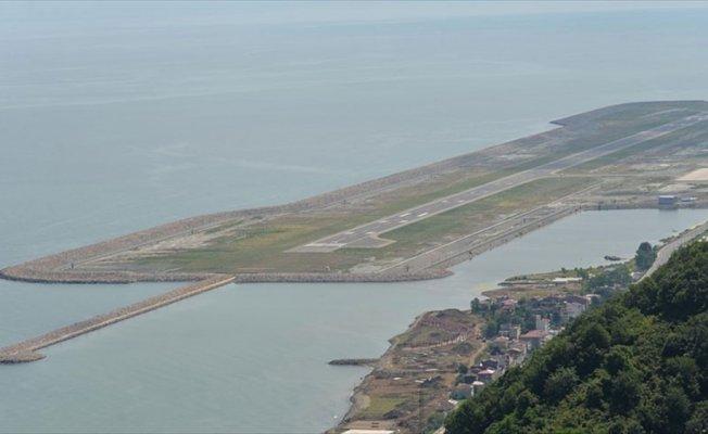 Ordu-Giresun'dan Havalimanı'ndan Almanya seferleri başlıyor