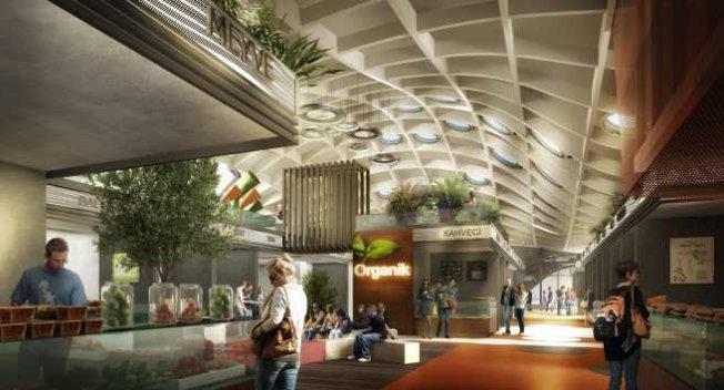 PDG Mimarlar'dan Yeni Bir Pazar Anlayışı: Antalya Yöresel Ürünler Pazarı