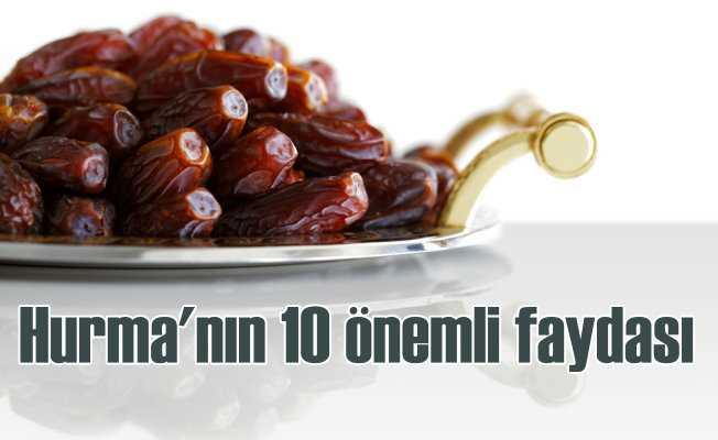 Ramazan'ın enerji deposu hurma yemek için 10 önemli neden