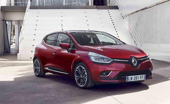 """Renault'dan mayısta """"sıfır faiz"""" kampanyası"""