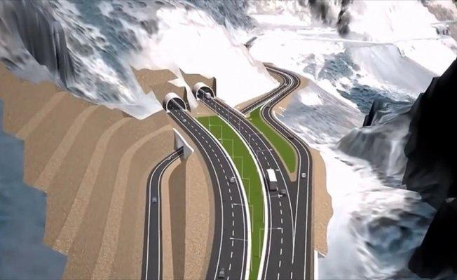 'Sürücülerin korkulu rüyası' Kırkdilim tünellerle geçilecek