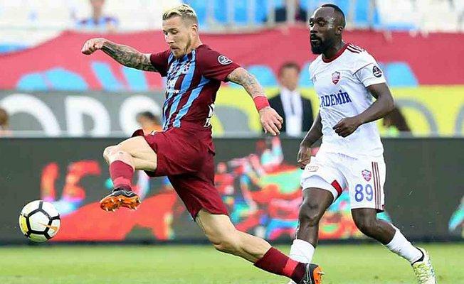 Trabzonspor 3- Karabükspor 0
