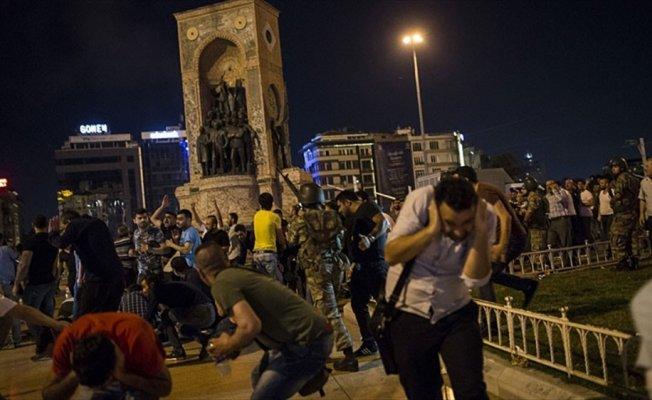 TRT Harbiye binası ve Taksim Meydanı işgal davasında karar