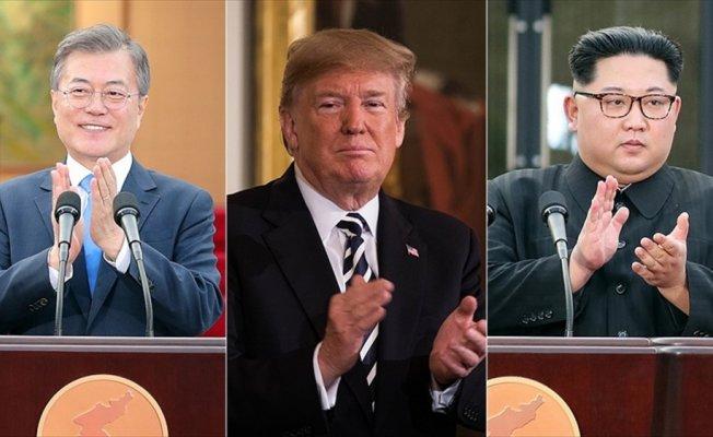 Trump-Kim zirvesine Moon da katılabilir