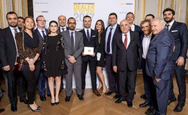 """Türkiye'den 7 Renault Yetkili Satıcısı """"Yılın Yetkili Satıcısı"""" ödülü aldı"""