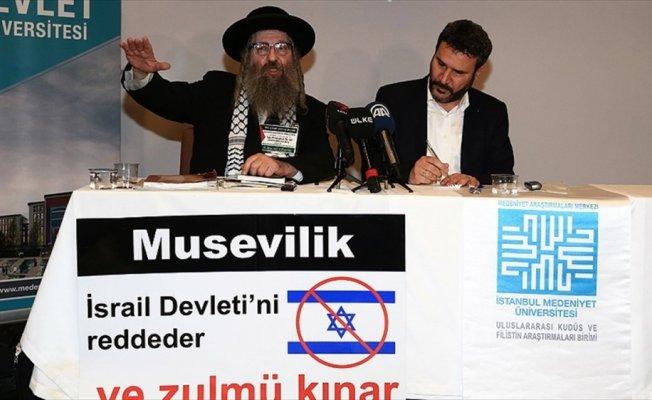 Yahudi Haham Weiss: Siyonist devlet bir an önce yok olup gitsin
