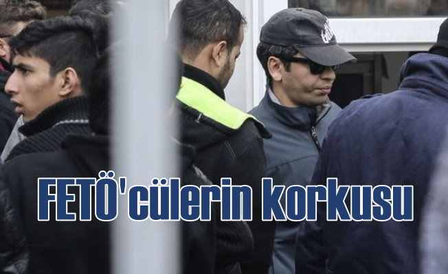 Yunanistan'a kaçan FETÖ'cüler korkudan başka ülkeye gidiyor