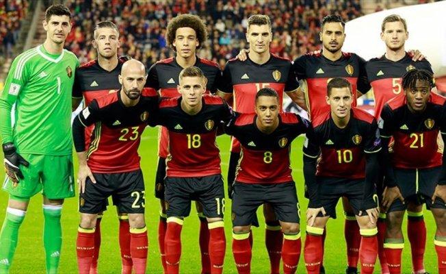 2018 FIFA Dünya Kupası'nda G Grubu: Belçika