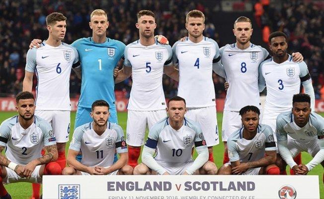 2018 FIFA Dünya Kupası'nda G Grubu: İngiltere