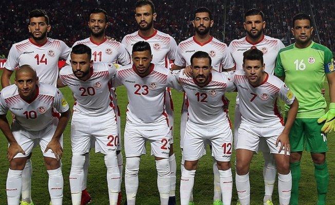 2018 FIFA Dünya Kupası'nda G Grubu: Tunus