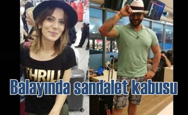 Balayında 'Sandalet' kabusu: KKTC'de saldırıya uğradılar