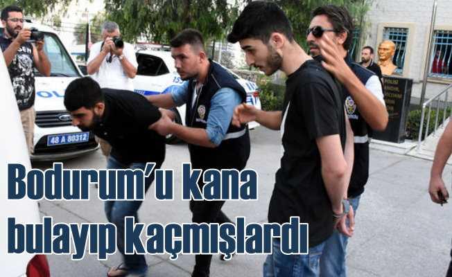 Şarkıcı Hacer Tülü'nün katilleri Manisa'da yakalandı