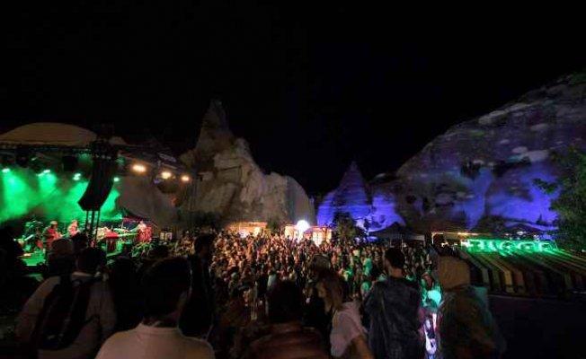 Cappadox Çağdaş Sanat Programı sanatseverlerden tam not aldı