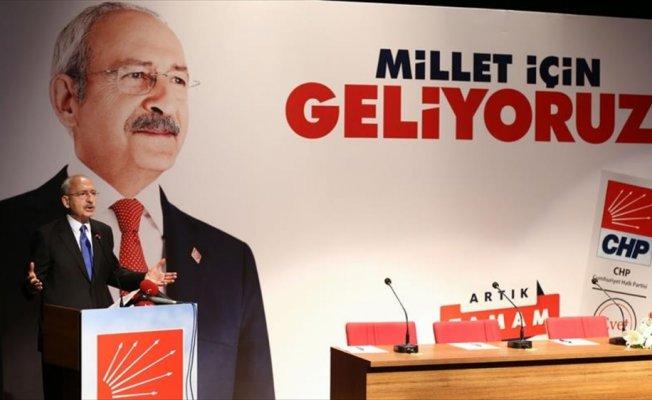 CHP Genel Başkanı Kemal Kılıçdaroğlu: 450 kilometre adalet için yürüyen adama güveneceksiniz