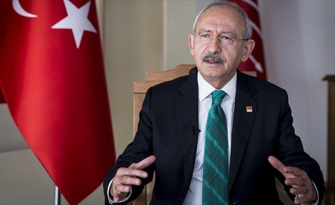 CHP Genel Başkanı Kılıçdaroğlu: Siyasette ortak paydayı oluşturma çabasını gösterdik