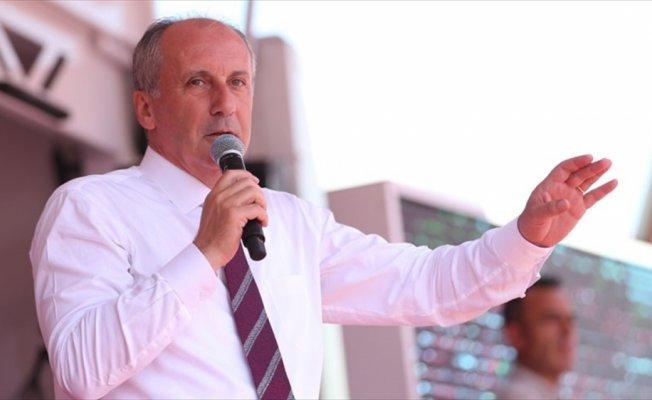 CHP'nin cumhurbaşkanı adayı İnce: Turizmi 12 aya yayacağız