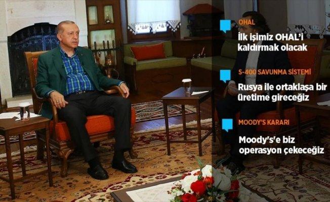 Cumhurbaşkanı Erdoğan: Amerika yine hüsrana uğradı