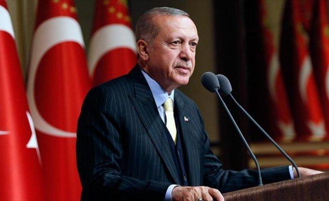 Cumhurbaşkanı Erdoğan: Terör örgütlerinin başlarını inlerinde eziyoruz