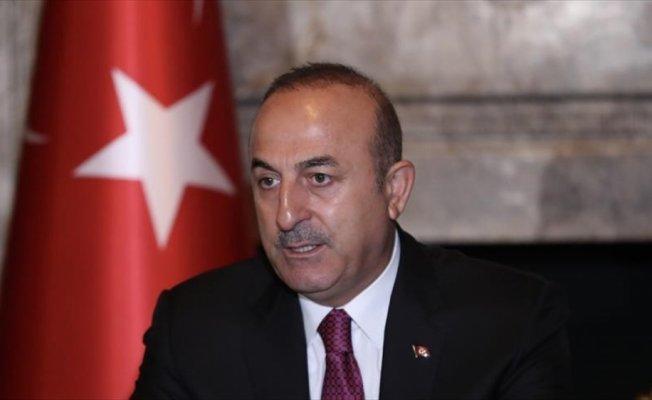 Dışişleri Bakanı Çavuşoğlu: Münbiç'in güvenliğini garanti etmek için bir yol bulduk