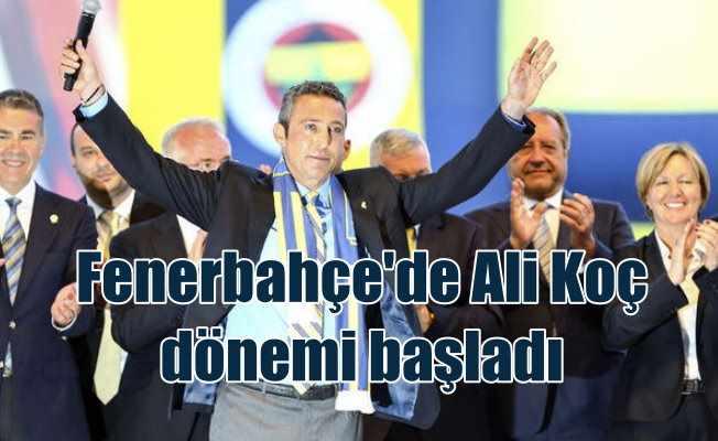 Fenerbahçe'de bir dönem sona erdi: Ali Koç büyük farkla kazandı