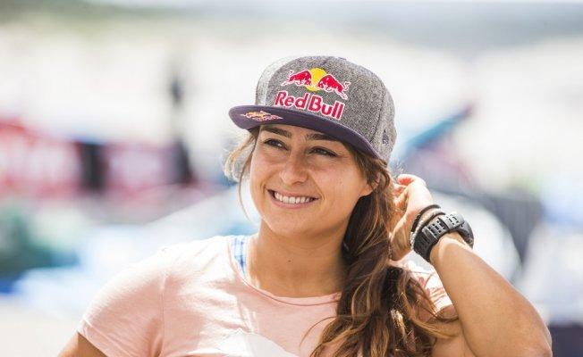 Lena Erdil rüzgar sörfünde dünya ikincisi oldu