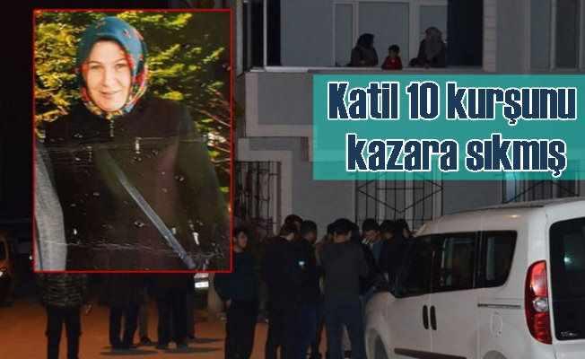 Nafiye Şahin cinayeti; Katil 10 kurşunu kazara sıkmış