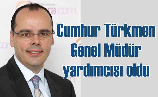 QNB Finansbank'ta Enpara'nın başına Cumhur Türkmen getirildi