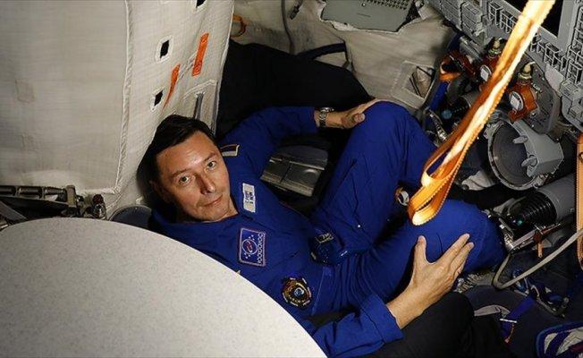 Rus kozmonotların zorlu eğitim sürecini AA görüntüledi
