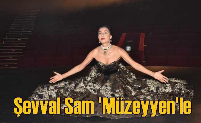 Şevval Sam 'Müzeyyen'le: Müzeyyen Senar'ın doğum gününe sürpriz