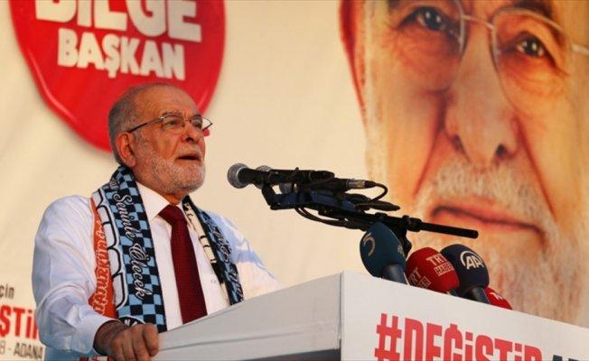 Temel Karamollaoğlu: Seçimden sonra anayasa değişikliğini hazırlayacağız