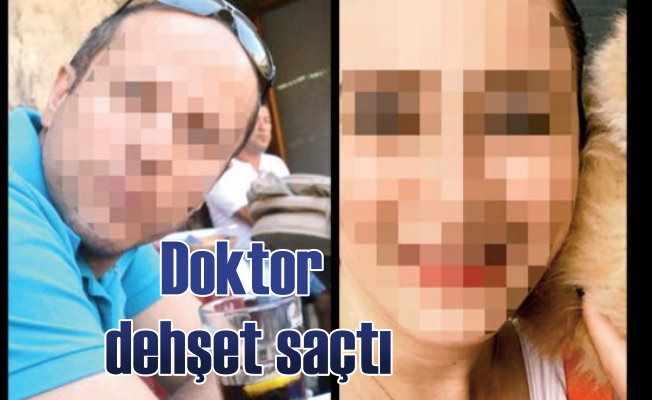Trabzon'da doktor, eski karısının sevgilisini kaçırdı