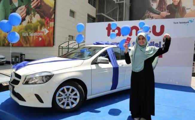Türk Telekom'un dijital klavyesi TAMBU, Mercedes kazandırdı
