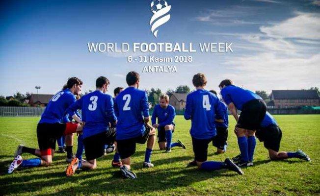 World Football Week'te geri sayım sürüyor!
