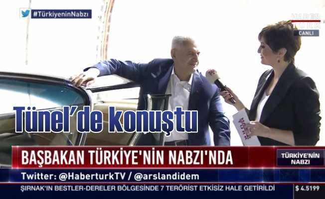 Yıldırım Sabuncu Beli Tüneli'nde açıkladı: Cumhur ittifakı dağılmaz